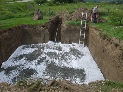 Projet d'installation septique 2014 – 004