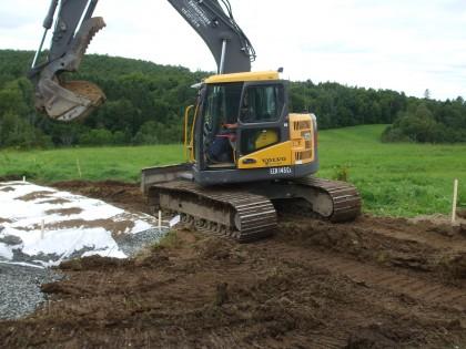 Projet d'installation septique 2014 – 005