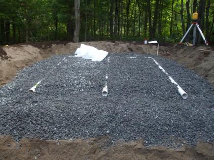 Projet d'installation septique – 007